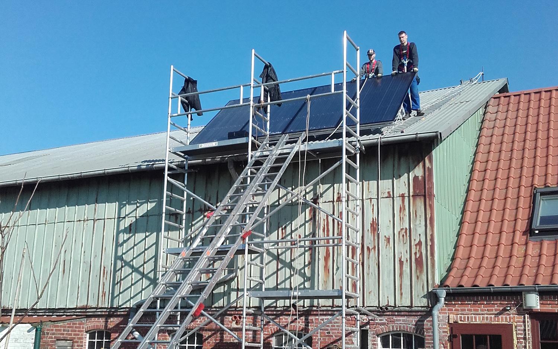 Ihr Partner für Solarthermie in Dithmarschen - wolget.de